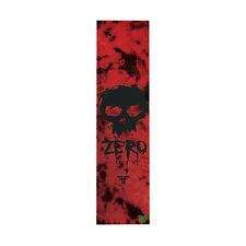 MOB X ZERO Grip Tape FALLEN BLOOD SKULL Skateboard Griptape