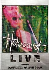 "Holocaust ""LIVE from the Raw Loud 'n' LIVE Tour"" - DVD - NEU/OVP"