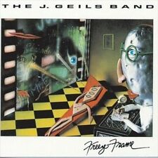 Freeze Frame [Remaster] by J. Geils Band (CD, Jul-1993, Beat Goes On)