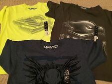 Tony Hawk Boys 100% Polyster/Cotton  T-Shirts ( 3 T-shirts), Size Small NWT
