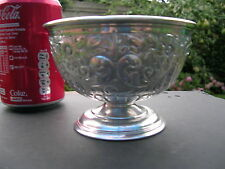 Hallmarked Sterling Silver Small Bon Bon /  Presentation Bowl