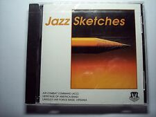 Jazz Sketches US Air Force Air Combat Command Heritage of America Band NEW Wrap