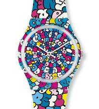"SWATCH GENT KIDROBOT SPECIAL ""LOVE SONG"" (GE232STD) NEUWARE"