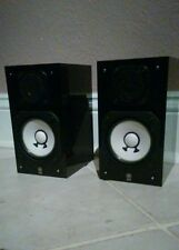 "yamaha  speakers  NS 10mmt. 9"" x 4  1/2."""