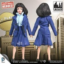 SUPERMAN SERIES 2; LOIS LANE 8 INCH ACTION FIGURE NEW IN POLYBAG  LICENSED