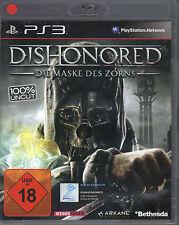 Dishonored - Die Maske des Zorns  (PlayStation3)