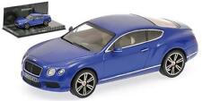 Minichamps Bentley Continental GT V8 2011 blau metallic 1:43 (436139982)