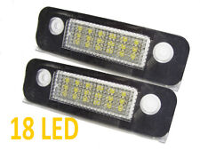 18 Smd LED Rear Number Licence Plate Units Ford Mondeo Mk2 Fiesta Fusion