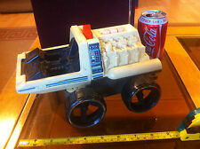 Fisher Price Space Car Very Old Rare 1983
