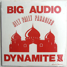 CLASH CD BIG AUDIO DYNAMITE Ally Pally Paradiso PROMO SEALED Prince 1999 LIVE 90