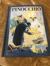 The Adventures Of Pinocchio by C. Collodi 1932 Illustrated By Maud Miska