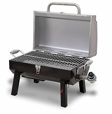Char Broil Gas Grill 200  Stainless Steel Cooking Grate Portable NEW
