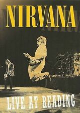 NIRVANA: LIVE AT READING (NEW DVD)