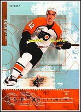 UD SPX 2000 SIMON GAGNE NHL PHILADELPHIA FLYERS MINT SPXCITEMENT INSERT CARD #X9