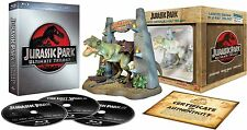 Jurassic Park Ultimate Trilogy (Exclusive Limited Collector's Ed Blu-ray Boxset)