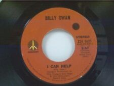"BILLY SWAN ""I CAN HELP / WAYS OF A WOMAN IN LOVE"" 45 NEAR MINT"