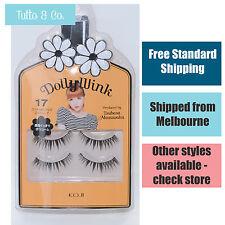 Dolly Wink No. 17 Diamond Dolly False eyelashes fake eyelashes black Koji Japan