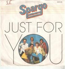 "3250-19  7"" Single: Spargo - Just For You"