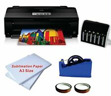 Sublimation Epson Printer Artisan 1430 Printer Inkjet System KIT