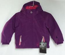 Spyder Kids Bitsy Glam Snow Ski Winter Jacket Gypsy Purple Girls 3 NEW