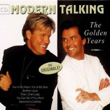 Modern Talking - Golden Years 1985-87 [New CD] Germany - Import