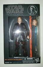 Star Wars the Black series #12 Anakin Skywalker  in packages action figure FS