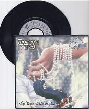 """Thompson Twins, Lay your hands on me, G/VG  7"""" Single 999-228"""