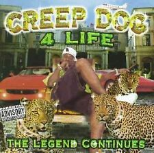 Creep Dog: 4 Life-the Legend Continues  Audio Cassette