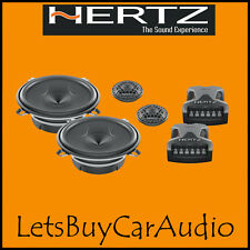 "HERTZ ESK130.5 (13 CM) 5.25"" COMPONENT 225 WATT 2 WAY DOOR / SHELF SPEAKER"