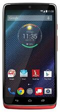 Motorola DROID Turbo XT1254 32GB Verizon + Unlocked GSM Android Phone - Red