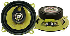 Pair New Pyle PLG5.2 5.25'' 140 Watt Two-Way Speakers Car Audio