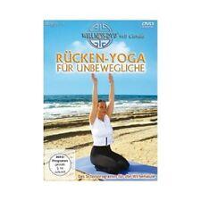 CANDA - RÜCKEN-YOGA FÜR UNBEWEGLICHE  DVD SPORT FITNESS WELLNESS NEU