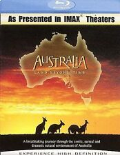 Australia: Land Beyond Time (IMAX) [Blu-ray], New DVD, Originally debuted in IMA