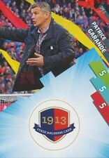 SMC-01 LOGO ECUSSON - GARANDE # SM.CAEN CARD ADRENALYN FOOT 2015 PANINI