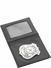 Fancy Dress Police Cop Warrant Card Wallet & Badge - 34040