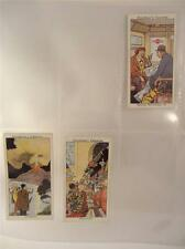 *HOWLERS CIGARETTE CARDS 'KNOWLEDGE, ASTRONOMY, VOLCANOES BY CHURCHMAN X 3**