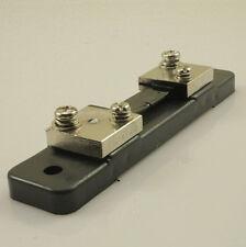 FL-2 DC 75mV 50A Current  Hot Sale Shunt Resistor for Ammeter Panel Meter
