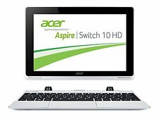 ACER ASPIRE SWITCH 10 HD sw5-012-176j - 32gb SSD-Gorilla-con keydock