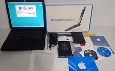 Apple Macintosh PowerBook G3 - Excellent Shape with Bundled Items! Ships Free!