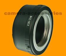 M42 lens to Sony NEX E Mount camera Adapter ring NEX-5 NEX-3 NEX5 NEX-7 NEX-C3
