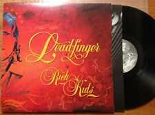 LEADFINGER Rich Kids - Vinyl LP Bang! Records, Rory Gallagher, Saints, Birdman