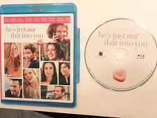 HE'S JUST NOT THAT INTO YOU (2009 BLU RAY) BEN AFFLECK JENNIFER ANNISTON DREW