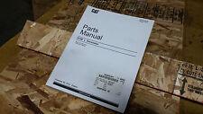 CAT 312EL Excavator Parts Manual