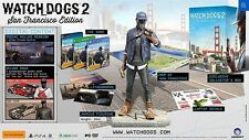 Watch Dogs 2 San Francisco Edition Xbox ONE *NEW*+Warranty!!