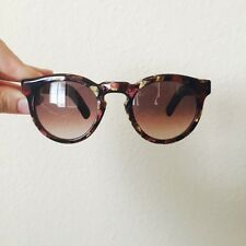 $540 Cutler and Gross Original Sunglasses 1083 0734 Round Vintage Shape Shades