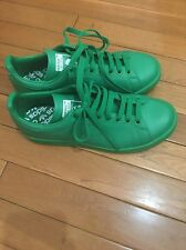 Adidas Raf Simons Stan Smith Green Sneakers Men's 6 Women 8 Authentic Mint Low