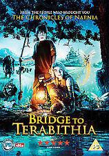 Bridge To Terabithia (DVD, 2007)