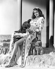 RITA HAYWORTH 8X10 PHOTO RH107