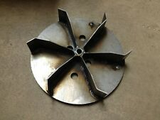 "Trac-Vac Trac Vac Leaf Vacuum Bagger Bag Impeller Fan 14"" Turbine Part # 46243"