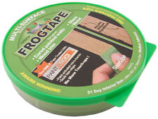 FROGTAPE Frog tape PAINTERS MASKING TAPE 0.94in X 60.1yd Lot of 8 rolls